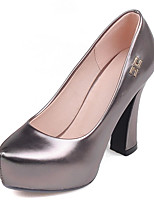 Women's Heels Spring / Summer / Fall / Winter Platform / Round Toe / Closed Toe  Wedding / Party & Evening