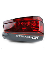 Bike Light,Bike Lights-1 Mode 10 Lumens Easy to Carry Otherx0 Others Cycling/Bike Red Bike