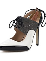 Women's Heels Spring / Summer / Fall / WinterHeels /Bootie / Gladiator / Basic Pump / Shoes & Matching Bags