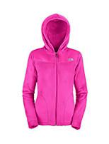 The North Face Women's OSITO Denali Fleece Hoodies Jacket Outdoor Sports Trekking Camping Hiking Full Zipper Jackets