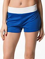 Carrera / Running Pantalones/Sobrepantalón Mujer Transpirable / Cómodo Algodón / Chinlon Running Deportes Eslático Corte AnchoRopa de