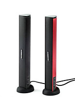 USB Sound Card Portable Multimedia 2 Mini Car Speaker