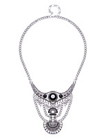 LGSP Necklace Pendant Necklaces Jewelry Silver Alloy Casual 1pc Gift