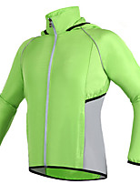 Sports® Cycling Jacket Unisex Long Sleeve Waterproof / Breathable / Windproof / Rain-Proof / Wearable / Antistatic / Ultra Light Fabric