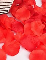 Hi-Q 100Pc Decorative Flowers Roses Petal  Wedding  Home Table Decoration Artificial Flowers