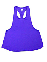 Running Tank Women's Sleeveless Breathable / Quick Dry / Sweat-wicking / Compression Nylon