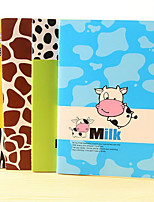 16K Large Lovely Notebook B5 Animal Patterns Series Journal (Random Colors)