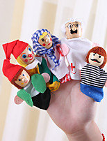 Even small finger puppet toys