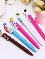 Ручка Шариковые ручки,Пластик Случайный цвет