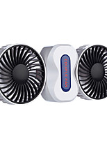 пара двойной зарядки вентилятор мини-вентилятор