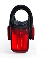 Eclairage de Velo Eclairage de Vélo / bicyclette Transport Pratique 10 Lumens USB Autres Rouge Cyclisme-Autres