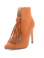 Women's Boots Spring / Summer / WinterHeels / Fashion Boots /Gladiator / Basic Pump / Shoes & Matching Bags