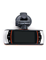 Dual Lens A1 Driving Recorder Hd 1080p With GPS Positioning Track Playback