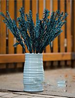 1 1 Ramo Tessuto sintetico / Plastica altro Fiori da tavolo Fiori Artificiali 27.161inch/69cm