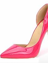 Damen / Herren / Mädchen / Unisex-High Heels-Hochzeit / Büro / Kleid / Lässig / Party & Festivität-Lackleder / Mikrofaser-Stöckelabsatz-