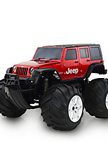 Amphibious Car Super High-Speed Off-Road Vehicle Red Boy Toy Wheel Car