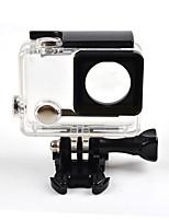 1PCS Accessori GoPro Montatura impermeabile Per Gopro Hero 4 Anti-polvere / Impermeabile / Resistente agli urtiPattinare / Sci / Caccia e