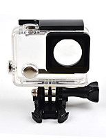 1PCS Acessórios GoPro Caixa Protetora Impermeável Para GoPro Hero 4 Impermeável / Anti-Choque / Á Prova-de-PóWakeboard / Others /
