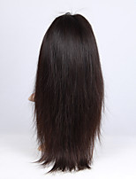 EVAWIGS 10-26 Inch 10A Grade Straight Brazilian virgin hair lace front wigs for fashion women