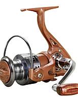 Molinetes Rotativos 5.5/1 13 Rolamentos Trocável Rotação / Pesca de Isco-MS1000-4000 YUMOSHI