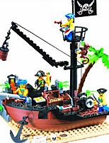 pirates de puzzle assemblé des blocs de construction jouet navire des enfants caribbean