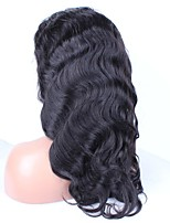 Beyonce 6A Malaysian Body Wave Full Lace Human Hair Wigs For Black Women 20