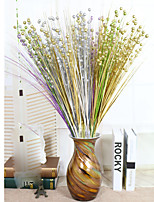 Hi-Q 1Pc Decorative Flower The Small Golden Wedding Home Table Decoration Artificial Flowers