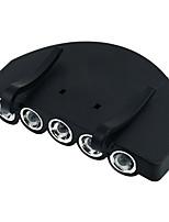 Correa para Luz de Casco LED 1 Modo 1000-1500 Lumens Tamaño Compacto / Emergencia / Tamaño Pequeño Otros Batería D
