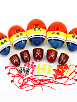 Anmuka Brand Vertical Bobber Sea Fishing Floats Assorted Size Most Type of Angling Attachment Rubbers Fishing Lures