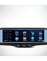 registrador de conducción coche espejo retrovisor grabadora de HD (sin tarjeta de memoria)