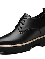 Da donna-Sneakers-Casual / Sportivo-Comoda-Plateau-Sintetico-Nero