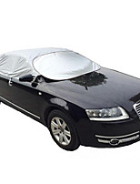 Car Garment Aluminum Sunshade SPF Insulation Sunshade Cover Cool Summer Spire Half Car Cover