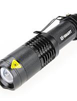 Lanternas de Mão Laser 3 Modo 1000(lumens) Lumens Prova-de-Água Outros / LED 18650.0 Campismo / Escursão / Espeleologismo / Uso Diário-