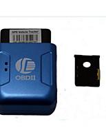 alarme de fornecimento de energia da interface OBD sem instalar veículo montado localizador GPS