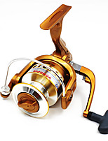 Spinning Reels 4.7/1 11 Ball Bearings Exchangable Spinning / Lure Fishing-GS6000 YUMOSHI