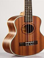 26 tommers liten gitar fire-strengs gitar