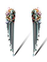 TIANSHE Women'S  Bohemia fashion Earring Alloy 1 pair