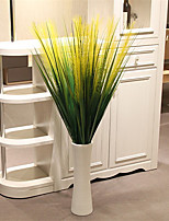 Hi-Q 1Pc Decorative Flower Reed Grass Wedding Home Table Decoration Artificial Flowers
