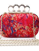 L.west Women Elegant High-grade Lace Evening Bag