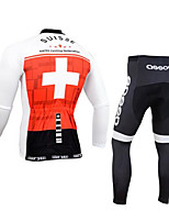 Sports Cycling Clothing Sets Suits Men's BikeBreathable  Ultraviolet Resistant  Wearable  Anti-skidding  Sweat-wicking