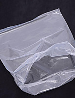 Film Bags Pe High-Pressure Pocket Transparent Plastic Moisture And Dust Inside The Bag 100 A Pack