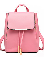 Women's Latest Fashion Ladies Bags Leather  Cowhide  Backpack  6 Colours