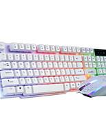 Con filo USB Tasiera e mouseForWindows 2000/XP/Vista/7/Mac OS