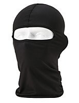Sports Bike/Cycling Balaclava Unisex Quick Dry / Windproof / Lightweight Materials / Sunscreen LYCRA® SolidYellow