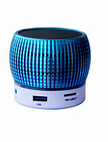Bluetooth Car Speakers, Mini Speakers, High Quality LED Lights, Card Can Be Inserted