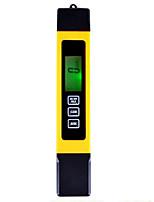 Кнопка питания желтый цвет пластиковый материал электрические приборы ТДС
