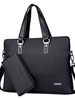 Men PVC Office & Career Tote