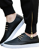 Men's Flats Spring / Summer / Fall / Winter Flats PU Outdoor / Office & Career / Casual Flat Heel Others