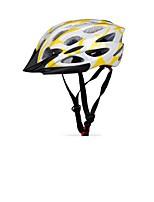 Casque Vélo(Jaune / Blanc / Rouge,PC / EPS)-deFemme / Homme / Unisexe-Cyclisme / Cyclisme en Montagne / Cyclisme sur Route / Cyclotourisme