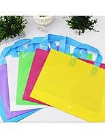 Plastic Clothing Logo Bag Vest Gift Shopping Bag Custom PE